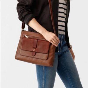 Fossil Kinley Top Zipper bag